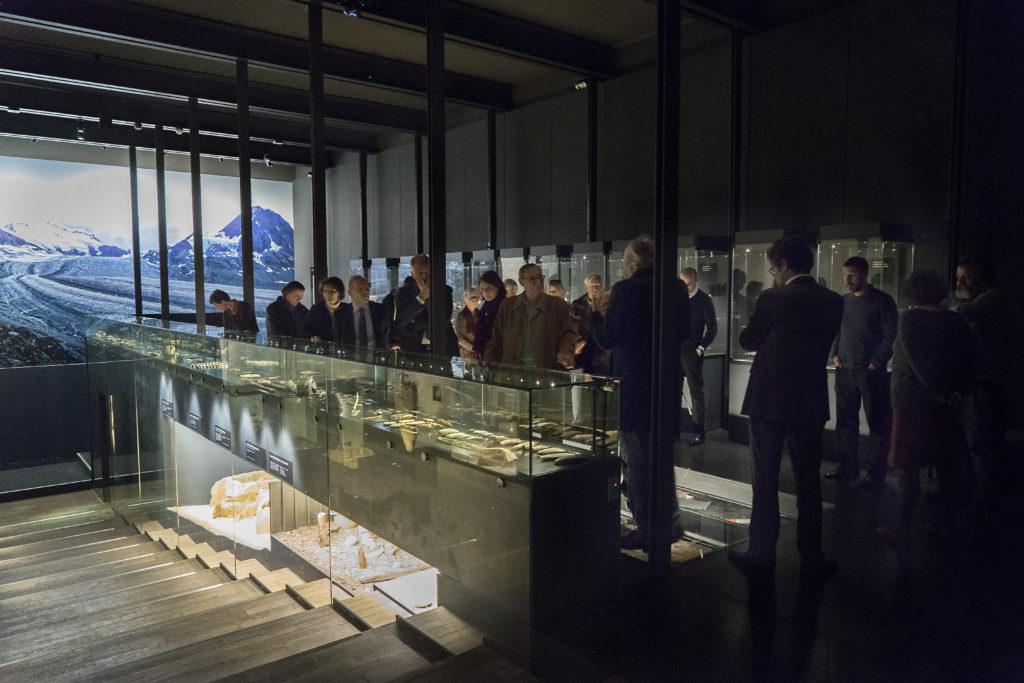 Musée cantonal d'archéologie et d'histoire (MCAH)